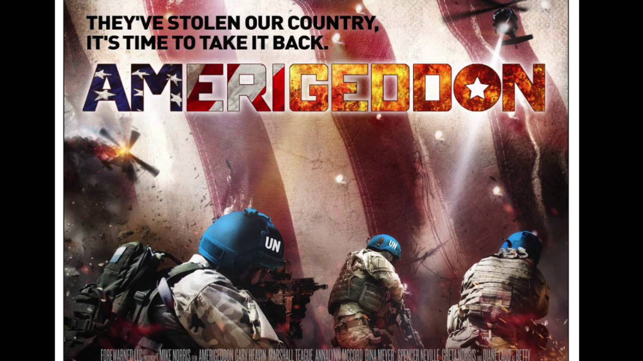 Amerigeddon Mike Norris Watch the Film they don't want you to see