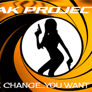 007 LeakProject Decal
