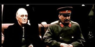 Douglas Dietrich - Was Franklin Roosevelt a Stalin Soviet Spy - Deep Spiritual Conversation