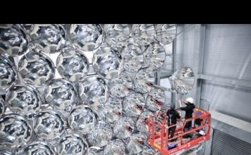 21st Century Warfare, Weaponized Light Beams. Germany Builds Largest Artificial Sun Ever!