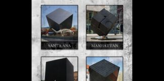 New Jerusalem in Revelation is a Giant Borg Cube - Detailed Specifications