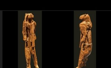 40,000 Year Old Lionman Discovered, Latest OOPART April 2017