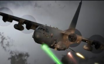 Military to Equip Massive High Powered Lasers on Ultimate Battle Plane!