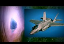 Top Secret Trillion Dollar Figher Jet Created Black Hole!