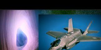 Top Secret Trillion Dollar Figher Jet Created Black Hole!