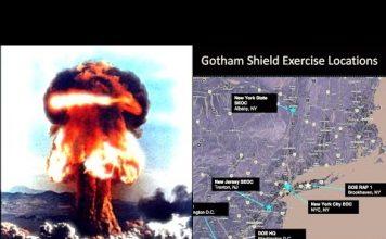 Massive Nuclear Drill in NY/NJ Operation Gotham Shield, April 24th, Media Silent