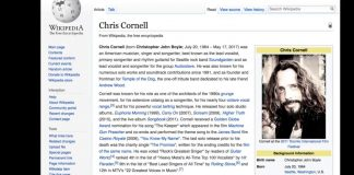 What Happened to Soundgarden Singer Chris Cornell? 25 Years Late for the 27 Club.