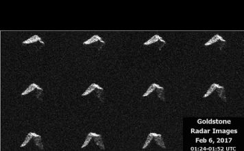 Did NASA Just Leak Footage of a Giant Spaceship? Potentially Catastrophic Asteroid to Fly by Earth