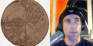 Sumerian Star Map 5,500 Years Old Verifies Asteroid Destruction - Sodom & Gomorrah