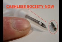 Mark of the Beast Now - Nations New Law Bans Cash - Employees getting Chipped