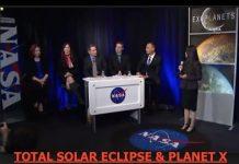 NASA Discusses Planet X & Total Solar Eclipse - Connecting Kolbrin Bible Destroyer Prophecies