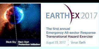"Massive ""Black Sky"" Drills 2 Days After Eclipse, 1 Month Before Revelation 12, Reset Power Grids"