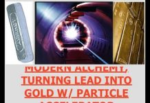 "Scientists Turn Lead into Gold w/ Particle Accelerator, Cost ""One Quadrillion Dollars Per Ounce"