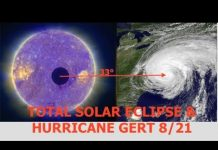 August 21st, Eclipse & Hurricane Gert Same Day? IBM Buys Weather Company