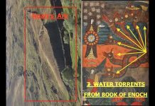 Ancient Scroll of Noah Discovered, Born Bright as the Sun & Could Talk to God! Flood, 7 Dragons