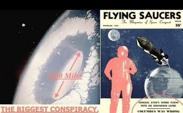 Biggest Conspiracy is Hollow Earth, Not Flat - Suppressed Admiral Byrd Files, Analyzed & Uncovered