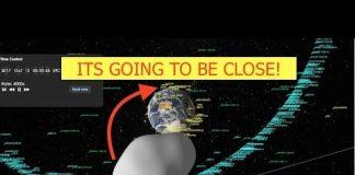 Asteroid TC4 to Skim Earth So Close, NASA Testing Planetary Defense System