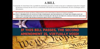 Bill Rushed into House to Destroy the 2nd Amendment after Vegas - Plan on Schedule