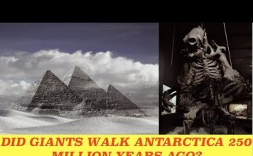 Did they Discover a Highly Advanced Civilization in Antarctica Over 200 Million Years Old?