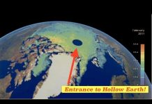 Entrance to the Hollow Earth - The Antarctica Coverup