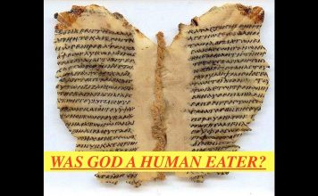 """Ancient Suppressed Scriptures Deciphered - """"God is a Man Eater"""" Religion & Death Cults"""