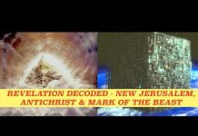 Book of Revelation Decoded - New Jerusalem Descending - Mark of the Beast & The Antichrist