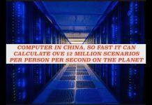 Minority Like Report Computer Can Calculate 12 Million Scenarios, Per Person, Per Second