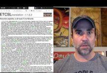 Ancient Anunnaki Tablet Translated, Spaceships, WMD's, Giants, Demons, Modern Warfare