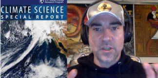 Latest Climate Science Report, The Earth is Burning Up & Its Your Fault