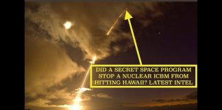 Did a Secret Space Defense Program Stop a Nuclear ICBM from Hitting Hawaii?