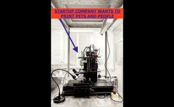 """Print a Pet"" Startup Company to 3d Bioprint Your Next Pet"